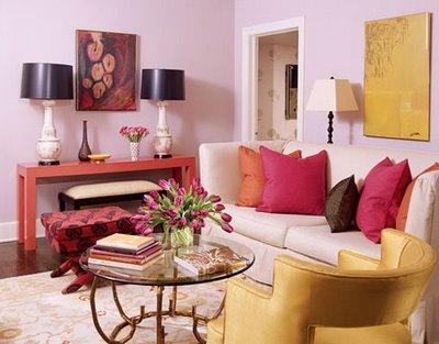 pinkorange-housebeautiful