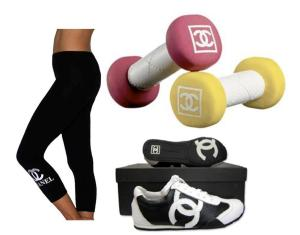 Chanel Workout