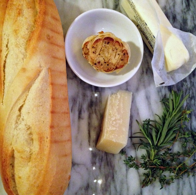 Roasted Garlic Herb Butter 2