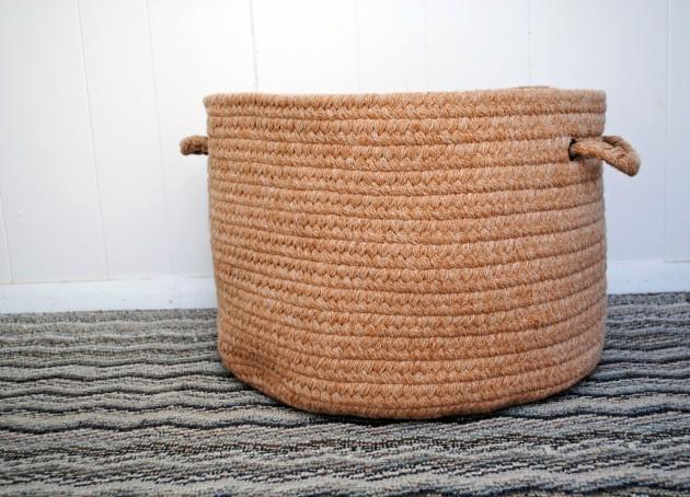 Dip Dye Basket DIY 6