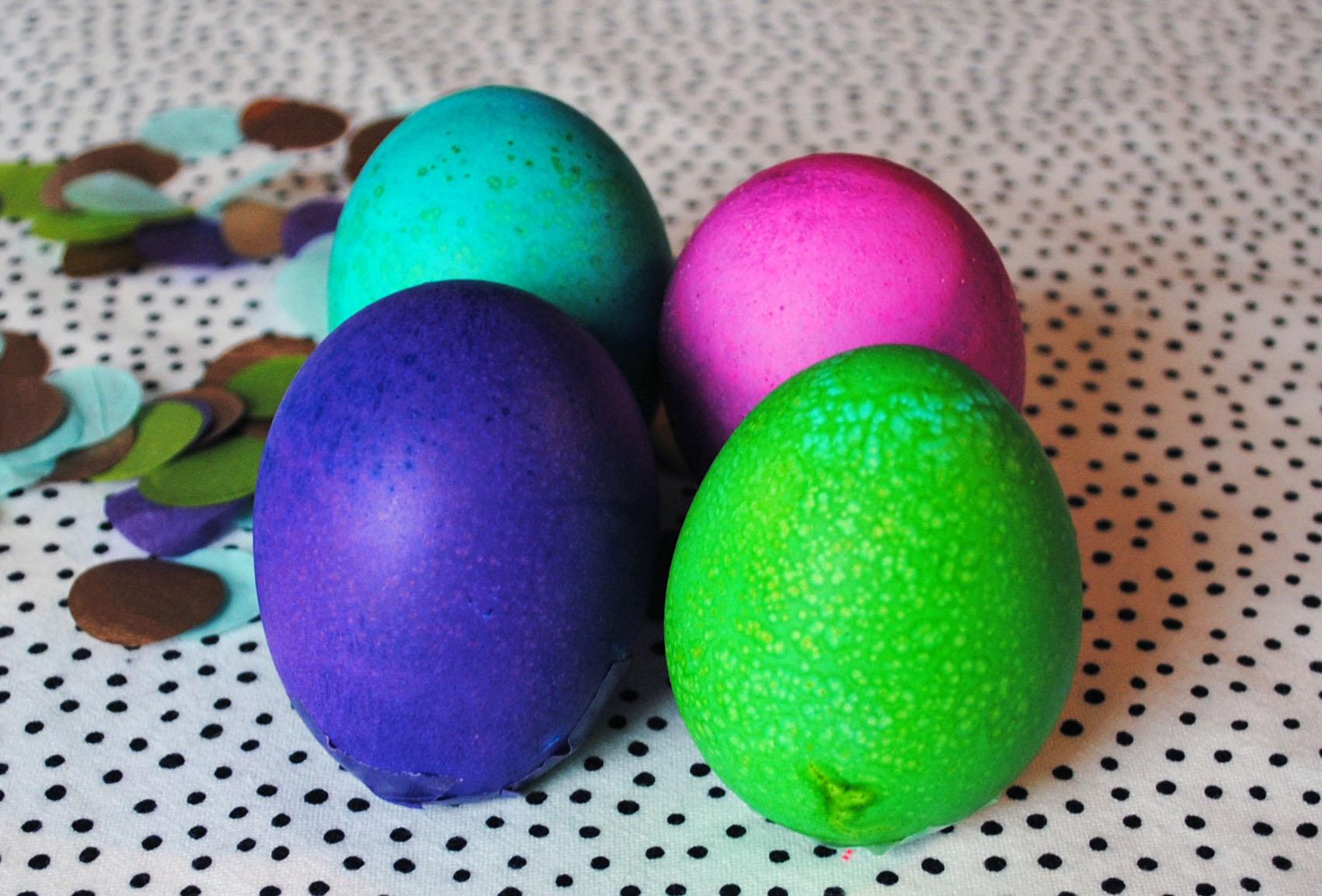 Confetti Easter Egg 1