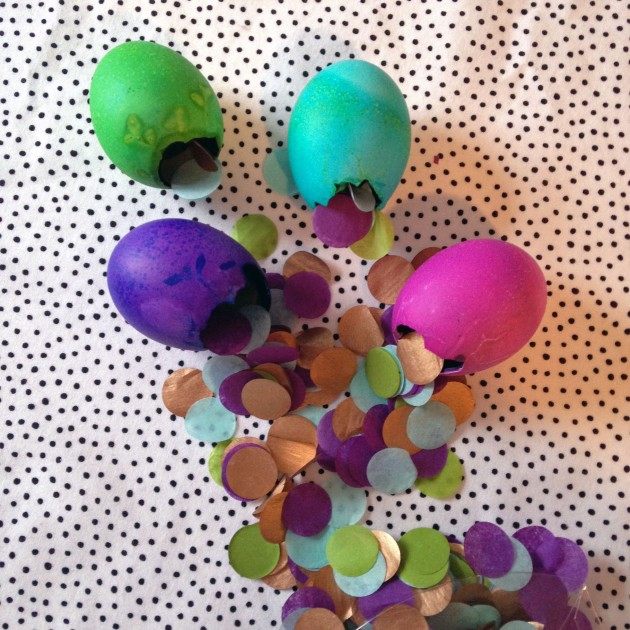 Confetti Easter Egg 3