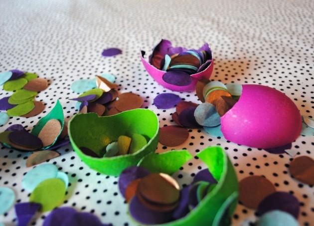 Confetti Easter Egg 4