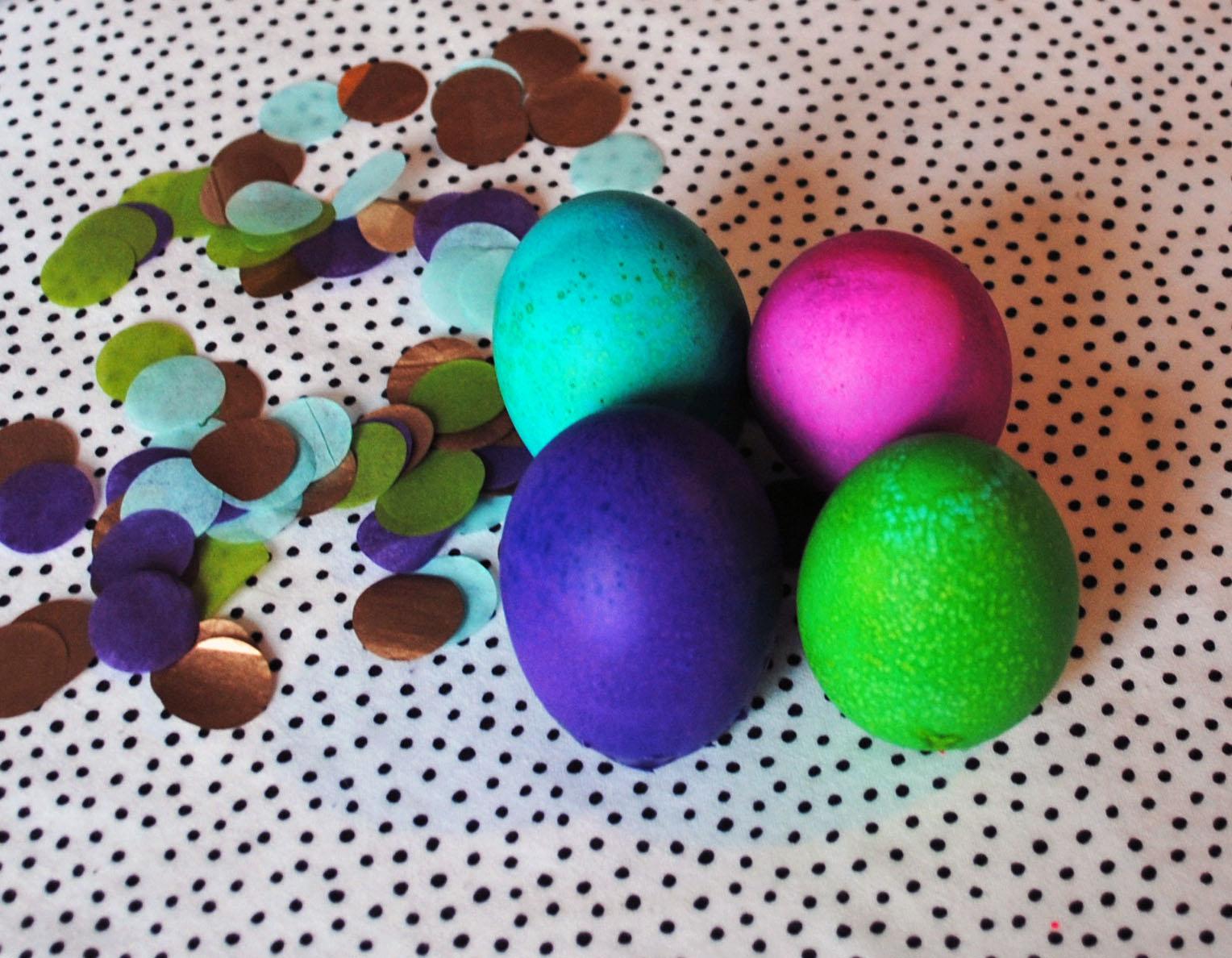 Confetti Easter Egg 7