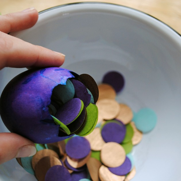 Confetti Easter Egg 8