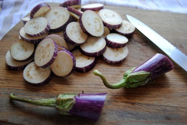 Eggplant Caprese Bites 3