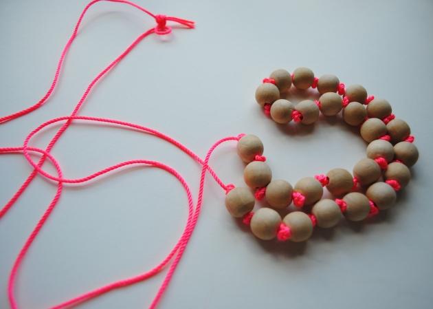 neon bead project 2