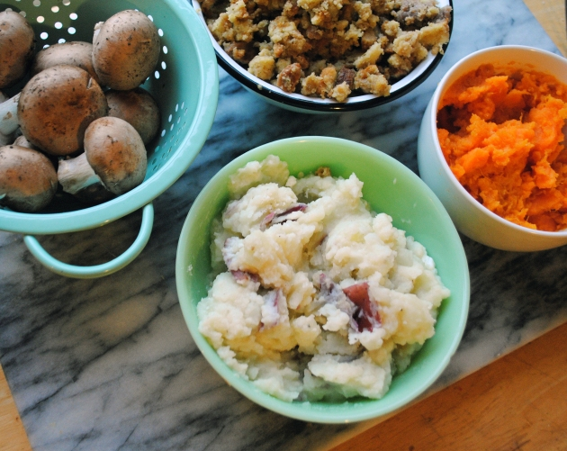 Thanksgiving Leftovers E