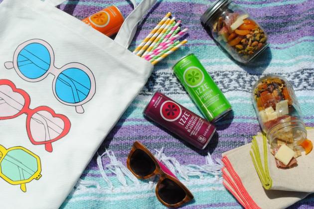izze picnic